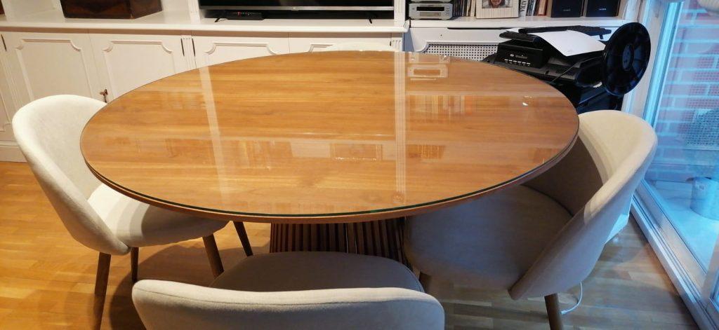 catalogo cristal templado mesa