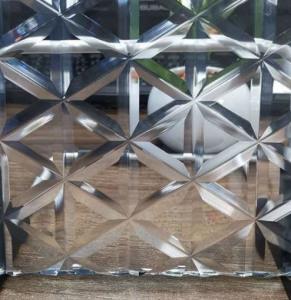 cristales opacos