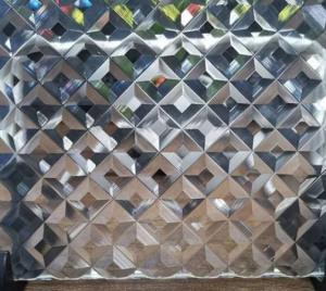 cristal semitransparente