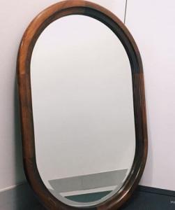 espejos redondos de metal