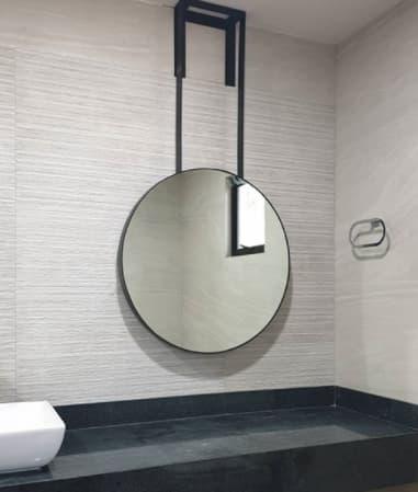 espejo para cuarto de baño