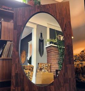espejo ovalado madrid tienda online