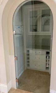 puerta cristal madrid