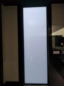 vidrio ahumado