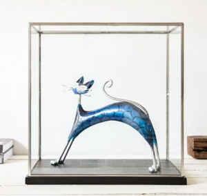 vitrina mostrador cristal