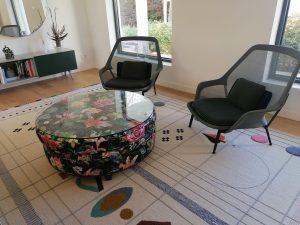 tablero de cristal para mesa