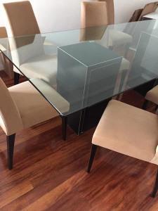 cristal mesa rectangular