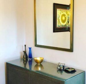 escritorios tablero cristal
