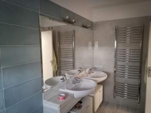 espejo de baño con luz led incorporada