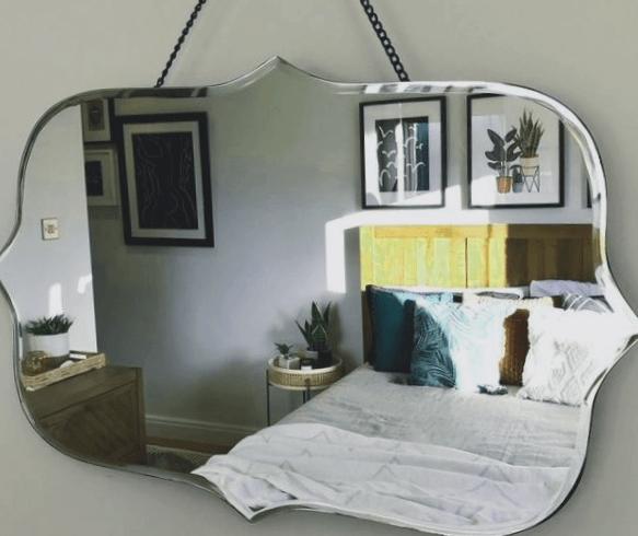 espejos redondos para la entrada