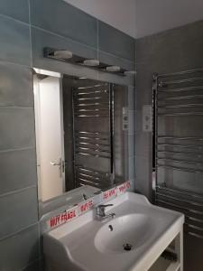 espejos de baño con luz led y sensor