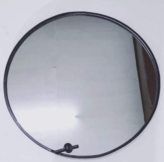 espejos redondos led
