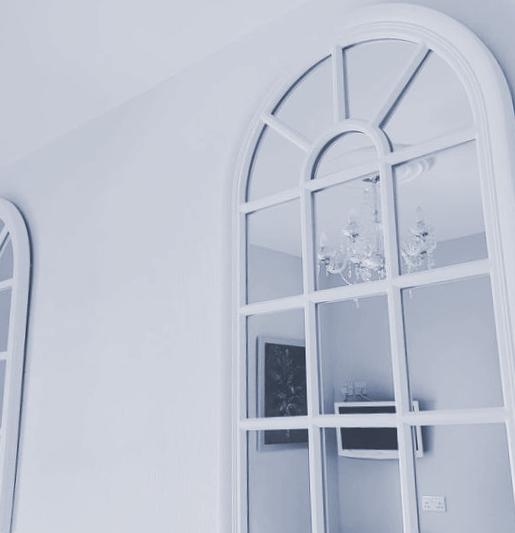 espejo de ventana