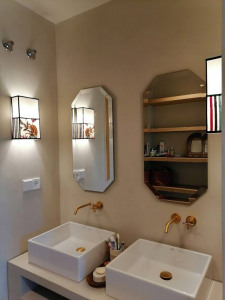 espejo cuarto de baño