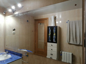 espejos de baño con luz led
