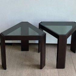 mesa cristal a medida