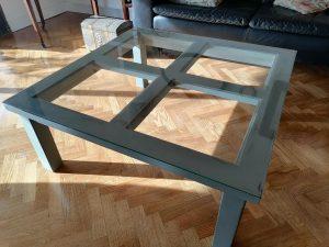 tablero para mesa cristal