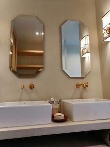 espejos de baño con aumento incorporado