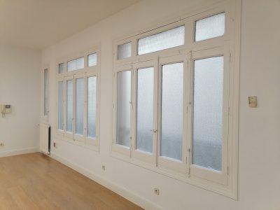 cristal opaco para ventanas